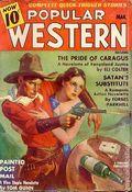 Popular Western (1934-1953 Better Publications) Pulp Vol. 10 #2