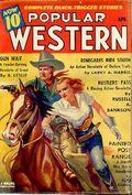 Popular Western (1934-1953 Better Publications) Pulp Vol. 10 #3