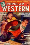 Popular Western (1934-1953 Better Publications) Pulp Vol. 11 #1