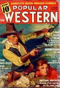 Popular Western (1934-1953 Better Publications) Pulp Vol. 11 #2