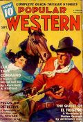 Popular Western (1934-1953 Better Publications) Pulp Vol. 12 #2