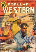 Popular Western (1934-1953 Better Publications) Pulp Vol. 12 #3