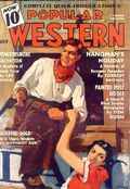 Popular Western (1934-1953 Better Publications) Pulp Vol. 13 #1