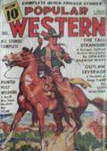 Popular Western (1934-1953 Better Publications) Pulp Vol. 13 #2