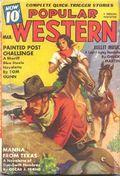 Popular Western (1934-1953 Better Publications) Pulp Vol. 14 #2
