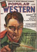 Popular Western (1934-1953 Better Publications) Pulp Vol. 15 #1