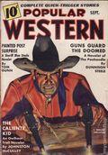 Popular Western (1934-1953 Better Publications) Pulp Vol. 15 #2