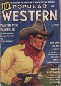 Popular Western (1934-1953 Better Publications) Pulp Vol. 16 #1
