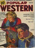Popular Western (1934-1953 Better Publications) Pulp Vol. 16 #2