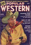 Popular Western (1934-1953 Better Publications) Pulp Vol. 17 #1