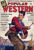 Popular Western (1934-1953 Better Publications) Pulp Vol. 18 #1