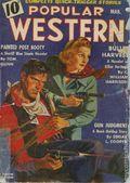 Popular Western (1934-1953 Better Publications) Pulp Vol. 18 #2