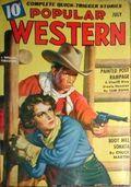 Popular Western (1934-1953 Better Publications) Pulp Vol. 19 #1