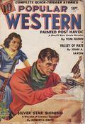 Popular Western (1934-1953 Better Publications) Pulp Vol. 19 #2