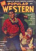Popular Western (1934-1953 Better Publications) Pulp Vol. 19 #3