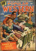 Popular Western (1934-1953 Better Publications) Pulp Vol. 20 #1