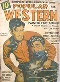 Popular Western (1934-1953 Better Publications) Pulp Vol. 20 #2