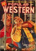 Popular Western (1934-1953 Better Publications) Pulp Vol. 20 #3