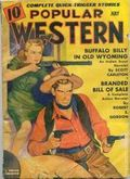 Popular Western (1934-1953 Better Publications) Pulp Vol. 21 #1