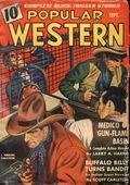 Popular Western (1934-1953 Better Publications) Pulp Vol. 21 #2