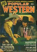 Popular Western (1934-1953 Better Publications) Pulp Vol. 22 #2