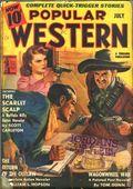 Popular Western (1934-1953 Better Publications) Pulp Vol. 23 #1