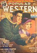 Popular Western (1934-1953 Better Publications) Pulp Vol. 23 #2