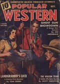 Popular Western (1934-1953 Better Publications) Pulp Vol. 23 #3