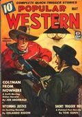 Popular Western (1934-1953 Better Publications) Pulp Vol. 24 #3