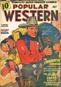 Popular Western (1934-1953 Better Publications) Pulp Vol. 25 #1
