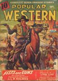 Popular Western (1934-1953 Better Publications) Pulp Vol. 25 #2