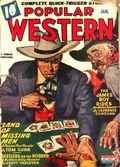 Popular Western (1934-1953 Better Publications) Pulp Vol. 26 #1