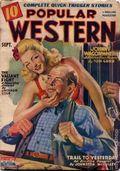Popular Western (1934-1953 Better Publications) Pulp Vol. 27 #2