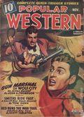Popular Western (1934-1953 Better Publications) Pulp Vol. 27 #3