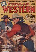Popular Western (1934-1953 Better Publications) Pulp Vol. 28 #1