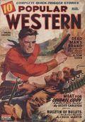 Popular Western (1934-1953 Better Publications) Pulp Vol. 28 #2