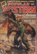 Popular Western (1934-1953 Better Publications) Pulp Vol. 28 #3