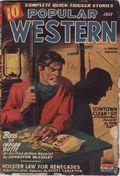 Popular Western (1934-1953 Better Publications) Pulp Vol. 29 #1