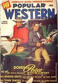 Popular Western (1934-1953 Better Publications) Pulp Vol. 30 #1