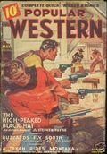 Popular Western (1934-1953 Better Publications) Pulp Vol. 30 #3
