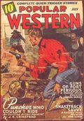 Popular Western (1934-1953 Better Publications) Pulp Vol. 31 #1