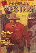 Popular Western (1934-1953 Better Publications) Pulp Vol. 31 #2