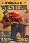 Popular Western (1934-1953 Better Publications) Pulp Vol. 32 #3