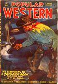 Popular Western (1934-1953 Better Publications) Pulp Vol. 33 #1