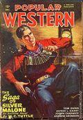 Popular Western (1934-1953 Better Publications) Pulp Vol. 33 #3