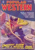 Popular Western (1934-1953 Better Publications) Pulp Vol. 34 #1