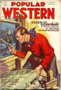 Popular Western (1934-1953 Better Publications) Pulp Vol. 34 #2