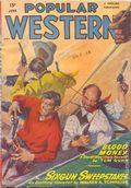 Popular Western (1934-1953 Better Publications) Pulp Vol. 34 #3