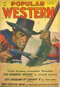 Popular Western (1934-1953 Better Publications) Pulp Vol. 35 #1