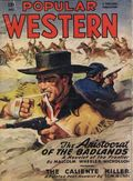 Popular Western (1934-1953 Better Publications) Pulp Vol. 35 #3